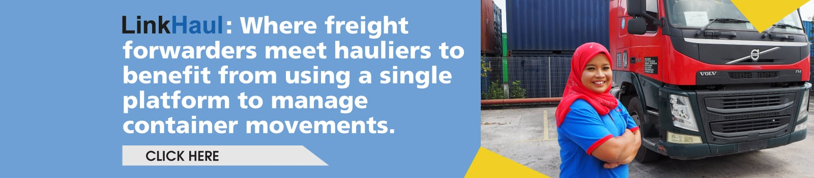 Linkhaul - Connecting Hauliers and Forwarders