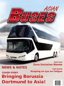 Asian Buses Issue 3
