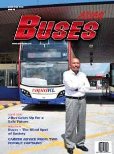 Asian Buses Issue 8