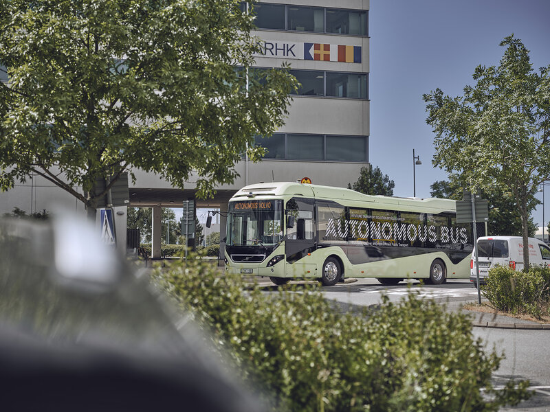Bus Drivers Respond Positively to New Autonomous Support System