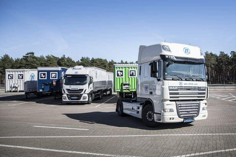 ZF Takes the Fast Lane to Mobilize Commercial Vehicle Intelligence
