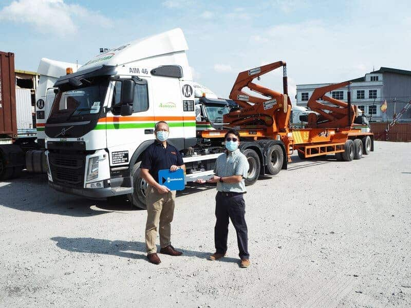 Aimtrans Scopes Market Recovery with New HAMMAR Sideloaders