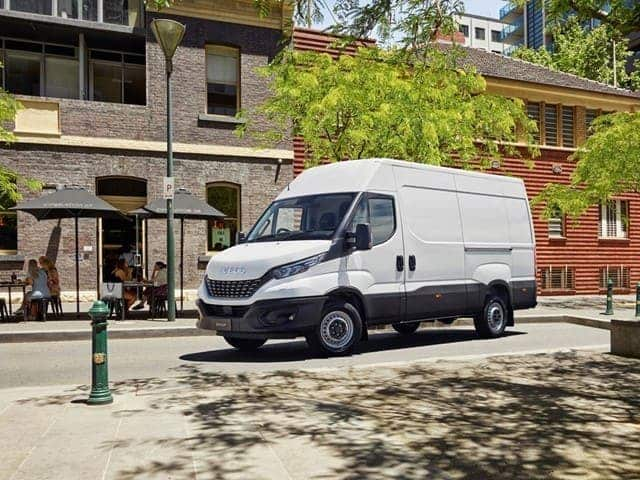 New IVECO Daily E6 Launches in Australia