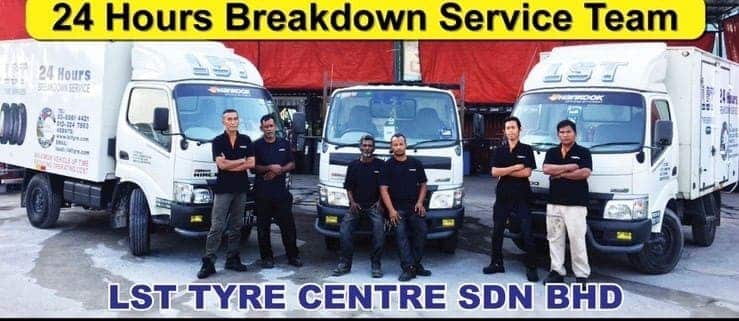 Company Profile - LST Tyre Centre