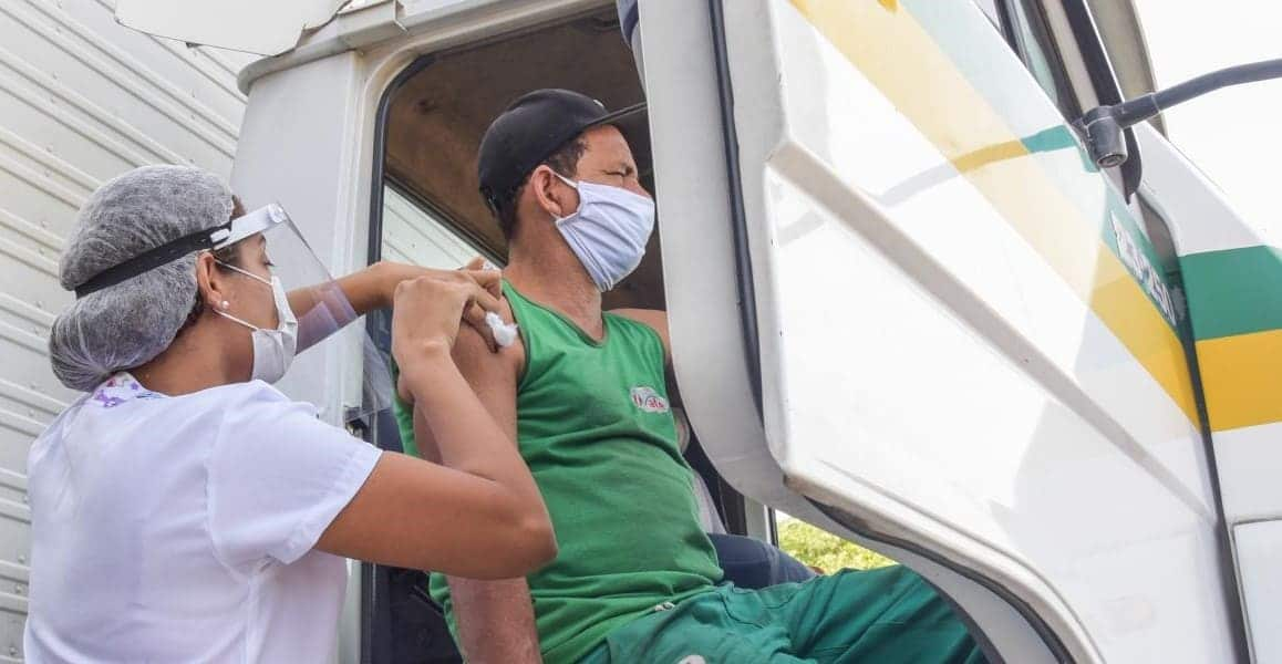 IRU Sends Distress Call to WHO and Governments on COVID-19 Driver Vaccinations
