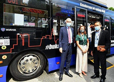 Scania Pilot-Test Renewable Fuels and Electrification Solutions with IRDA's IMBRT Project