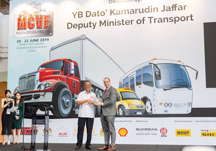 New Dates for Malaysia Commercial Vehicle Expo 2021