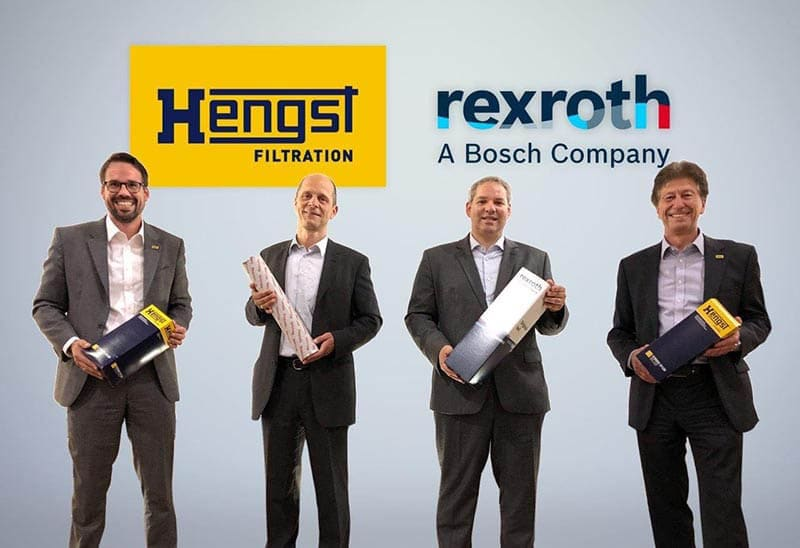 Hengst Filtration Acquires the Hydraulic Filtration Business of Bosch Rexroth AG