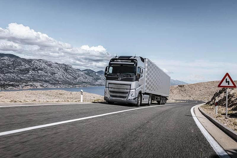 Volvo FH with I-Save becomes even More Efficient